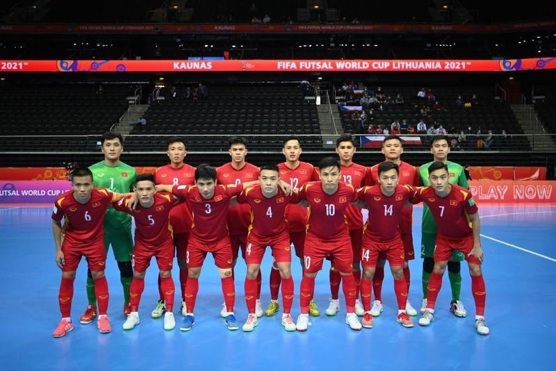 Hòa Czech, tuyển Việt Nam tái lập lịch sử ở World Cup - ảnh 2