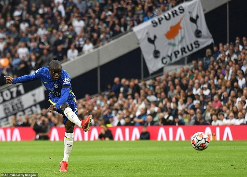 Hàng thủ 'lên đồng', Chelsea 'hủy diệt' Tottenham lên đỉnh Premier League - ảnh 5