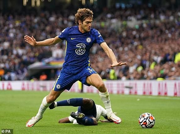 Hàng thủ 'lên đồng', Chelsea 'hủy diệt' Tottenham lên đỉnh Premier League - ảnh 3