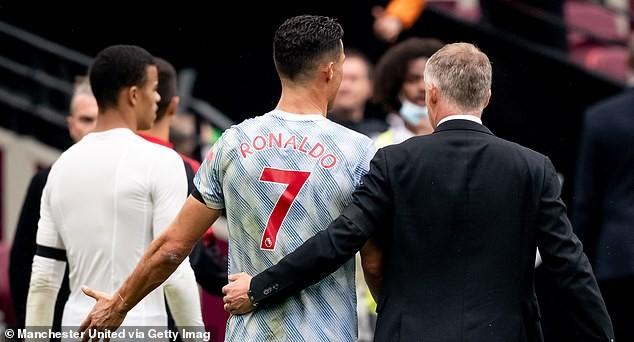 Ronaldo lên tiếng về trận chiến đáng kinh ngạc của MU - ảnh 5