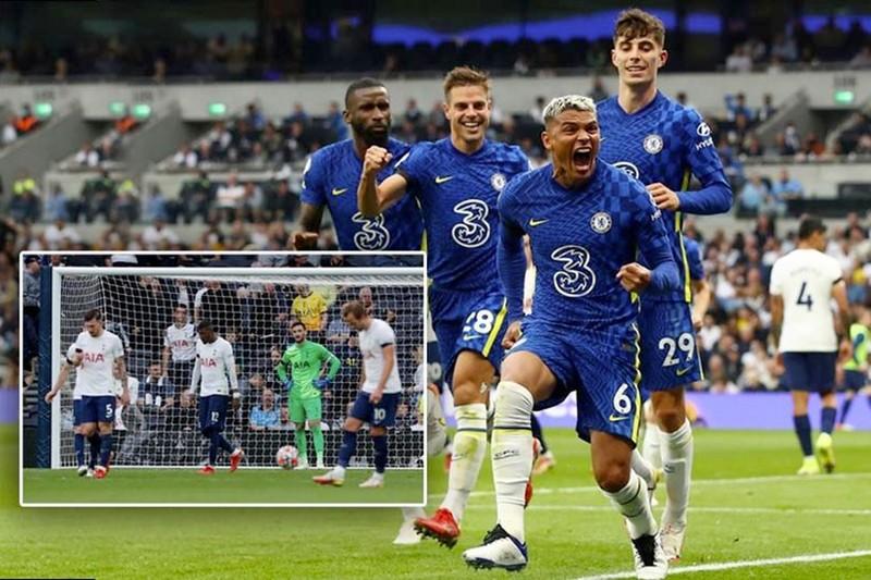 Hàng thủ 'lên đồng', Chelsea 'hủy diệt' Tottenham lên đỉnh Premier League - ảnh 7