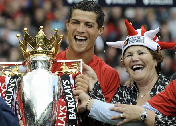 Điều ước của mẹ Ronaldo trước khi qua đời - ảnh 6