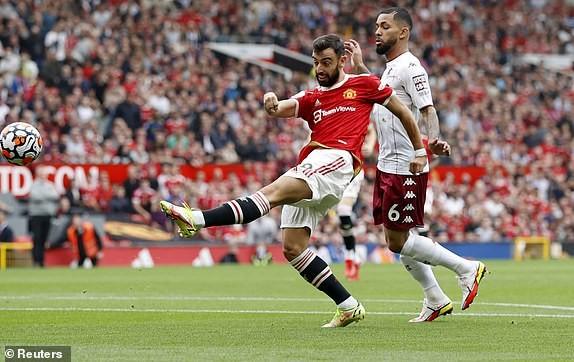 Bruno đá hỏng penalty, MU thua sốc Aston Villa - ảnh 6
