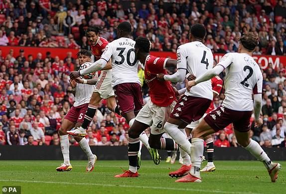 Bruno đá hỏng penalty, MU thua sốc Aston Villa - ảnh 8