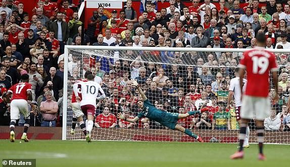 Bruno đá hỏng penalty, MU thua sốc Aston Villa - ảnh 9