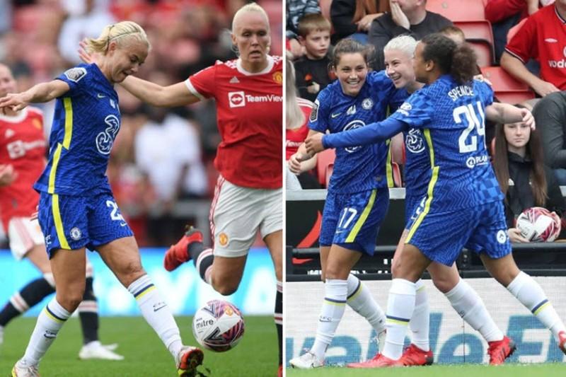 Chelsea 'hủy diệt' MU với tỉ số 6-1 ngay trên sân khách - ảnh 2