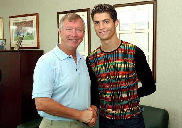 Sir Alex Ferguson gặp Ronaldo, nói về việc trở lại làm HLV - ảnh 5