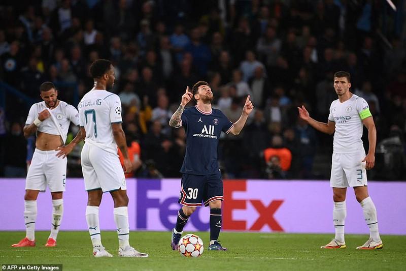 Messi khai hỏa bằng siêu phẩm, PSG hạ gục Man City - ảnh 8