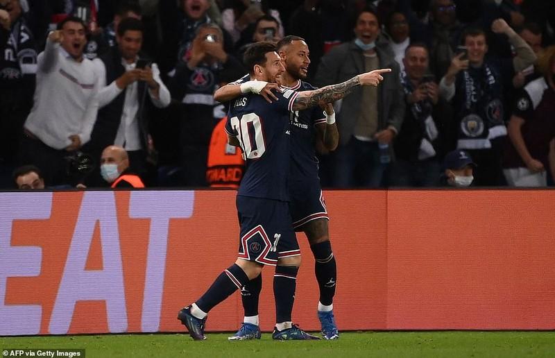 Messi khai hỏa bằng siêu phẩm, PSG hạ gục Man City - ảnh 9