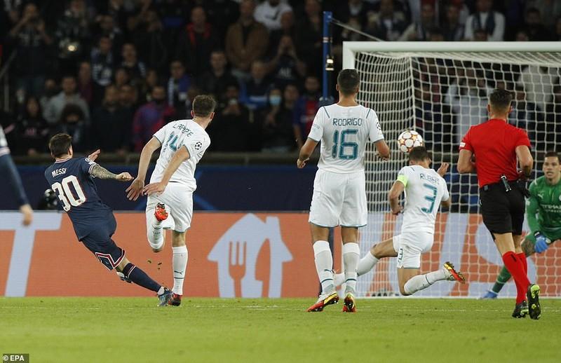 Messi khai hỏa bằng siêu phẩm, PSG hạ gục Man City - ảnh 6