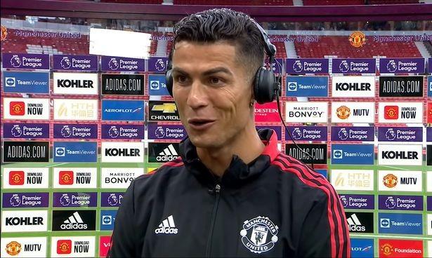 Cuộc nói chuyện trong đường hầm của Ronaldo thay đổi vận mệnh MU - ảnh 3