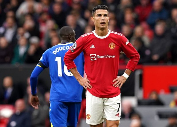 Thông điệp giận dữ của Cristiano Ronaldo - ảnh 3