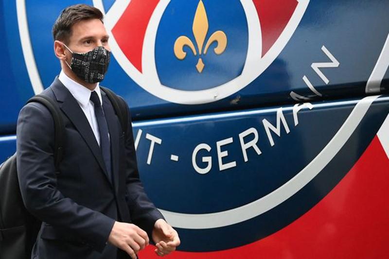 Ligue 1 rối loạn, Messi bị mắc kẹt ở bãi đỗ xe - ảnh 6