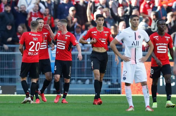 Ligue 1 rối loạn, Messi bị mắc kẹt ở bãi đỗ xe - ảnh 5