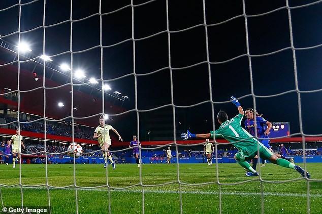 Barcelona 'hủy diệt' Arsenal 4-1 ngày mở màn Champions League - ảnh 3