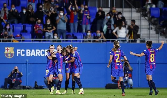 Barcelona 'hủy diệt' Arsenal 4-1 ngày mở màn Champions League - ảnh 8