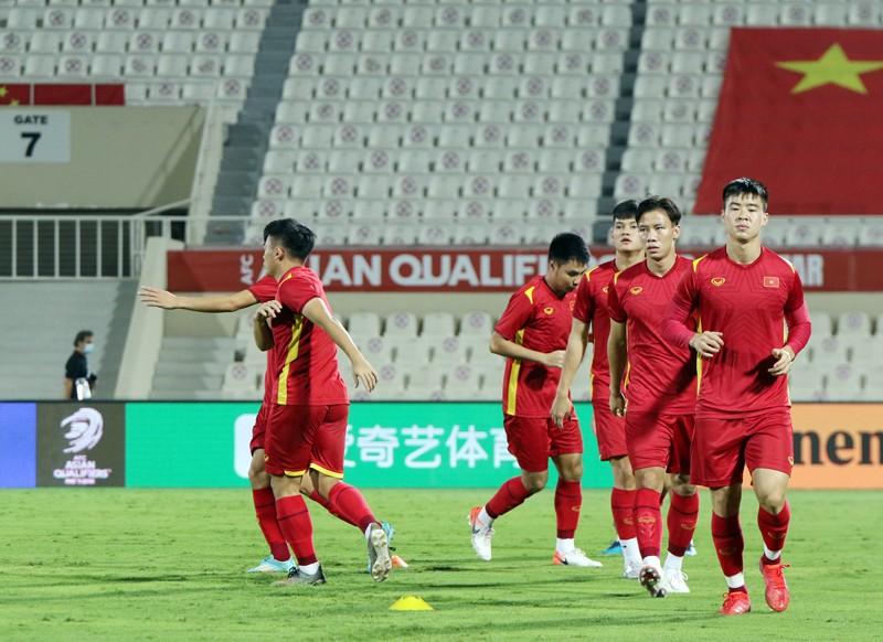 Nỗ lực ngược dòng bất thành của tuyển Việt Nam trước Trung Quốc - ảnh 23
