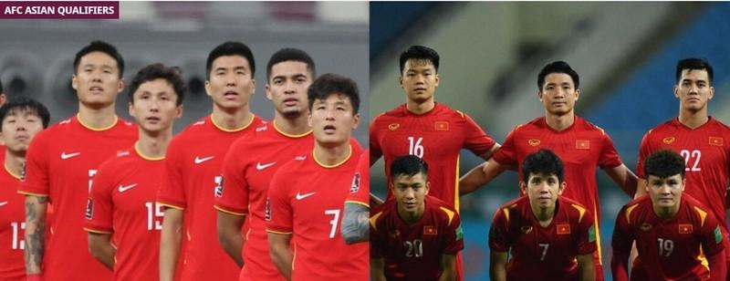 Nỗ lực ngược dòng bất thành của tuyển Việt Nam trước Trung Quốc - ảnh 24