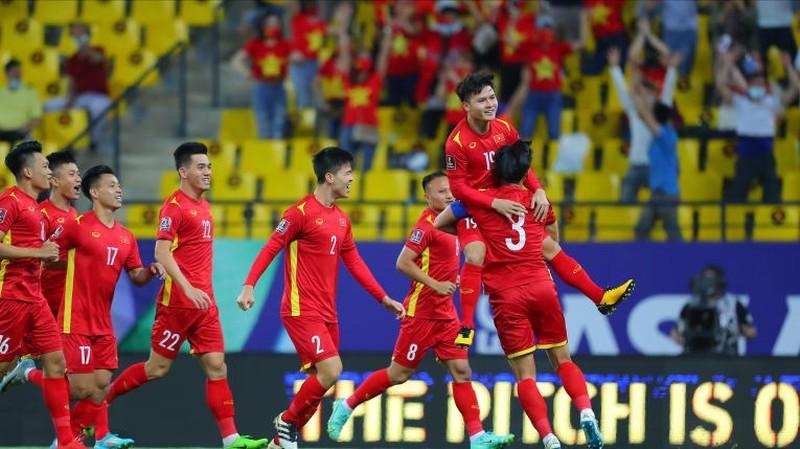 Nỗ lực ngược dòng bất thành của tuyển Việt Nam trước Trung Quốc - ảnh 22