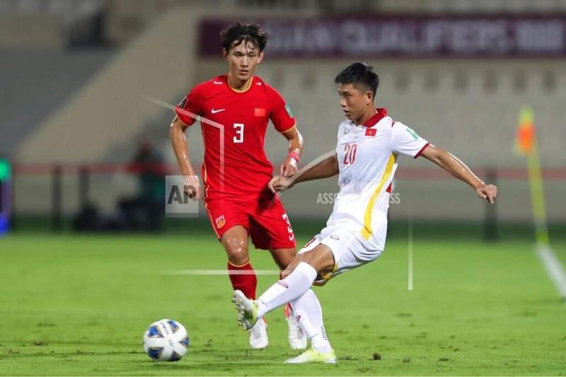 Nỗ lực ngược dòng bất thành của tuyển Việt Nam trước Trung Quốc - ảnh 5