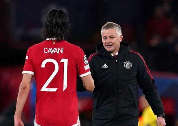 Cavani lên tiếng về việc bị Ronaldo chiếm vị trí ở MU - ảnh 5