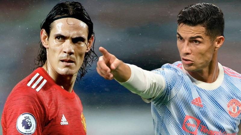 Cavani lên tiếng về việc bị Ronaldo chiếm vị trí ở MU - ảnh 2