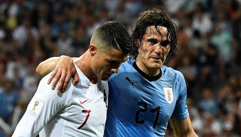 Cavani lên tiếng về việc bị Ronaldo chiếm vị trí ở MU - ảnh 4