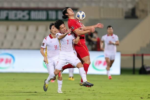Nỗ lực ngược dòng bất thành của tuyển Việt Nam trước Trung Quốc - ảnh 2
