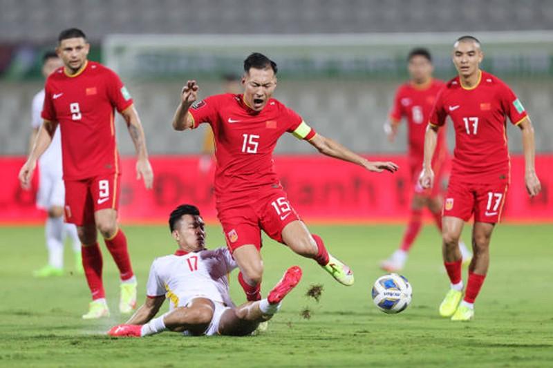 Nỗ lực ngược dòng bất thành của tuyển Việt Nam trước Trung Quốc - ảnh 7