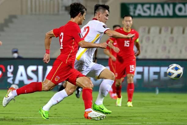 Nỗ lực ngược dòng bất thành của tuyển Việt Nam trước Trung Quốc - ảnh 9