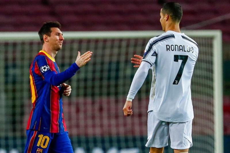 Kết thúc tranh cãi giữa Ronaldo và Messi - ảnh 5