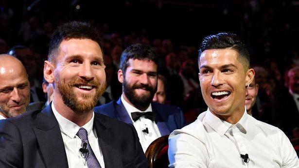 Kết thúc tranh cãi giữa Ronaldo và Messi - ảnh 6