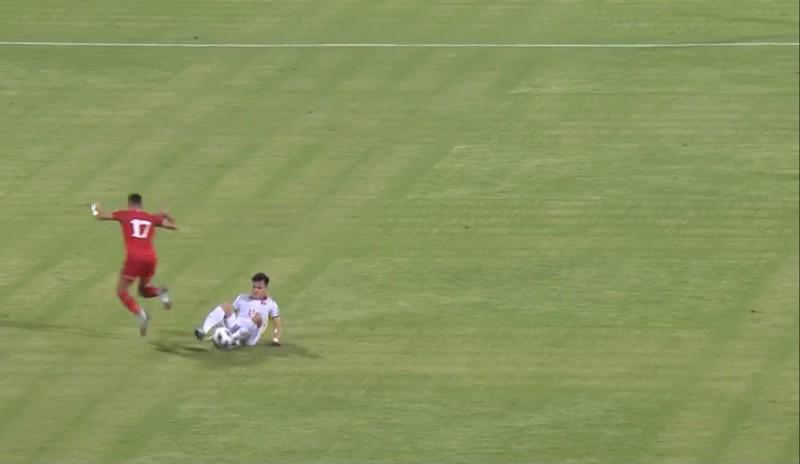 Hàng thủ liên tiếp sai lầm, tuyển Việt Nam thua ngược Oman, - ảnh 8
