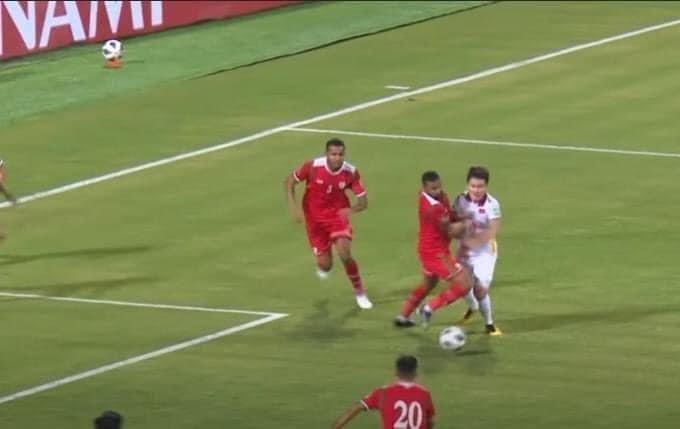 Hàng thủ liên tiếp sai lầm, tuyển Việt Nam thua ngược Oman, - ảnh 12