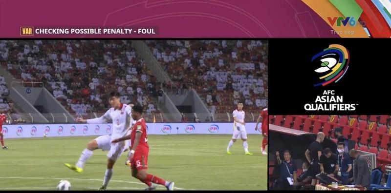 Hàng thủ liên tiếp sai lầm, tuyển Việt Nam thua ngược Oman, - ảnh 5