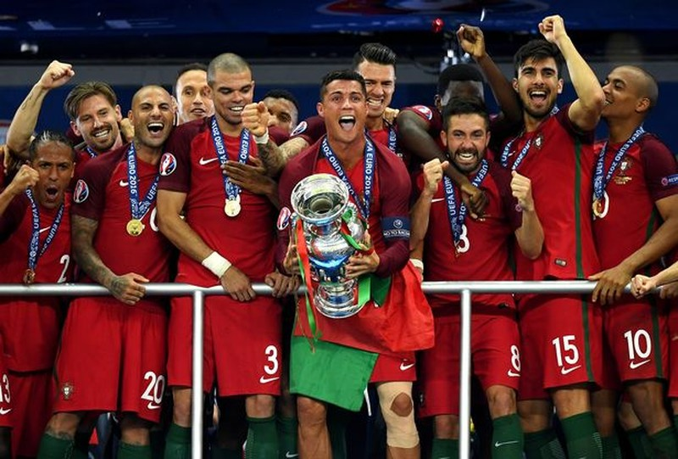 Tất cả các kỷ lục Ronaldo đã phá trong sự nghiệp đáng kinh ngạc - ảnh 6