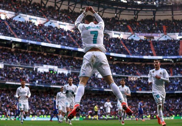 Tất cả các kỷ lục Ronaldo đã phá trong sự nghiệp đáng kinh ngạc - ảnh 4