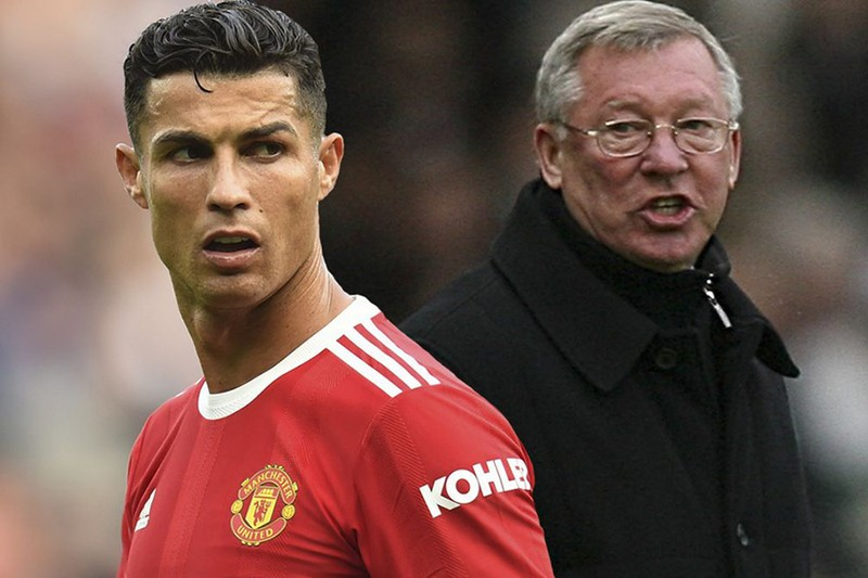 Sir Alex Ferguson lên phương án ngăn chặn Ronaldo - ảnh 5