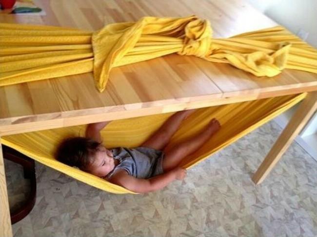Những sáng tạo cực kỳ hữu ích cho nhà có trẻ em - ảnh 8