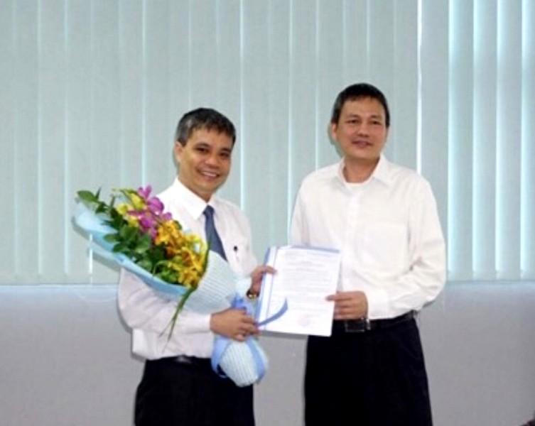 Tổng Công ty Cảng hàng không bổ nhiệm tổng giám đốc mới  - ảnh 1