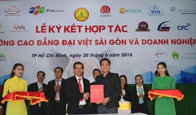 Thành lập Trường ĐH Đại Việt Sài Gòn không vì lợi nhuận - ảnh 1