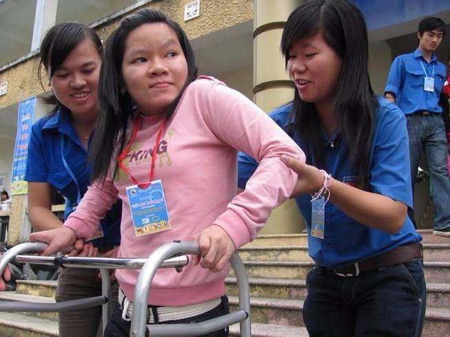 Việt Nam phê chuẩn công ước về việc làm cho người khuyết tật - ảnh 1