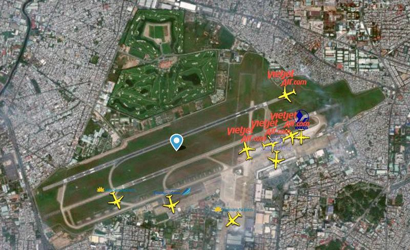 Cục hàng không vào cuộc, các chuyến bay Vietjet có đúng giờ? - ảnh 4