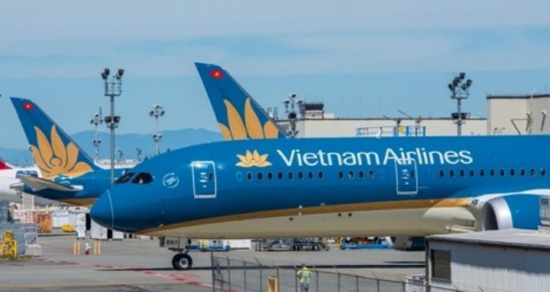 Vietnam Airlines lên tiếng chuyến bay từ Pháp khởi hành trễ - ảnh 1