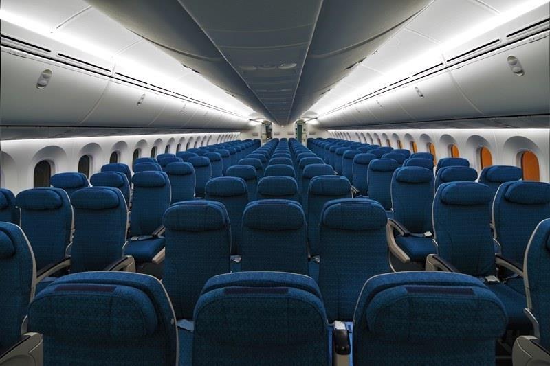 Siêu máy bay Boeing 787-10 Dreamliner đã về Việt Nam - ảnh 2
