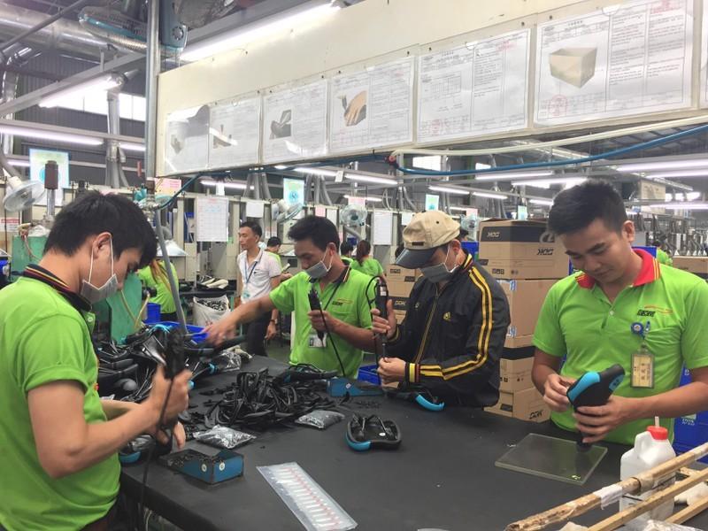 100 nhà máy 'nói không' với tai nạn lao động nơi sản xuất - ảnh 1