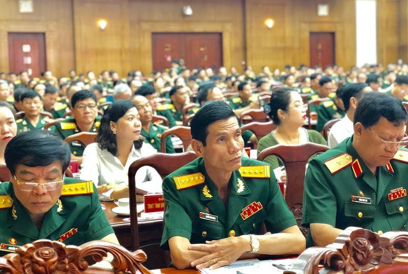 Quân khu 7 góp phần bảo vệ Tổ quốc trong mọi tình huống - ảnh 3