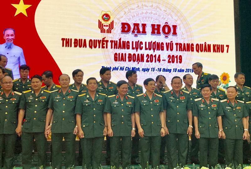 Quân khu 7 góp phần bảo vệ Tổ quốc trong mọi tình huống - ảnh 4