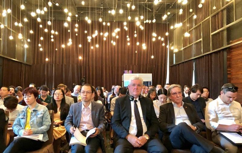 Vinh danh các doanh nghiệp châu Âu tiêu biểu tại Việt Nam - ảnh 1