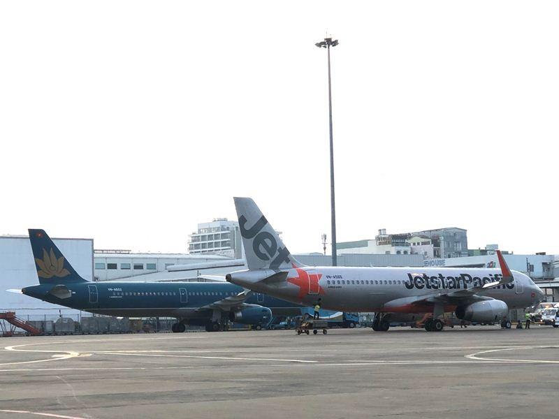 'Bí kíp' sân bay Tân Sơn Nhất đạt 700 chuyến/ngày - ảnh 1